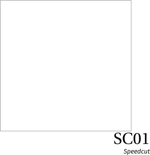 Speedcut SC01 White
