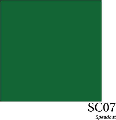 Speedcut SC07 Green