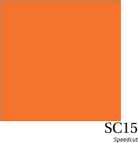 Speedcut SC15 Orange