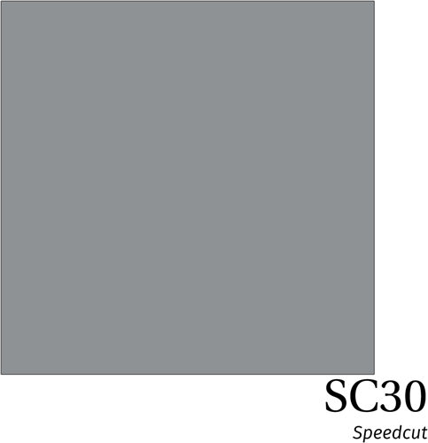 Speedcut SC30 Metallic Silver