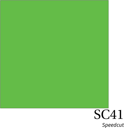 Speedcut SC41 Fluor Green