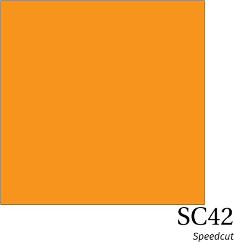 Speedcut SC42 Fluor Orange