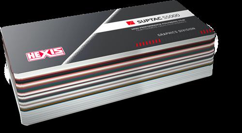 Kleurenwaaier Hexis Suptac S5000 serie